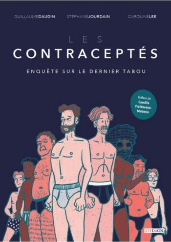Couverture de l'album Les contraceptés (One-shot)