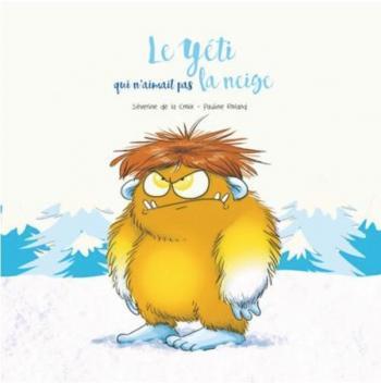 Couverture de l'album Le Yéti qui n'aimait pas la neige (One-shot)