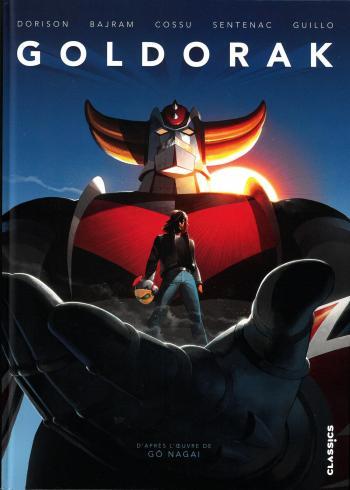 Couverture de l'album Goldorak (Kana) (One-shot)