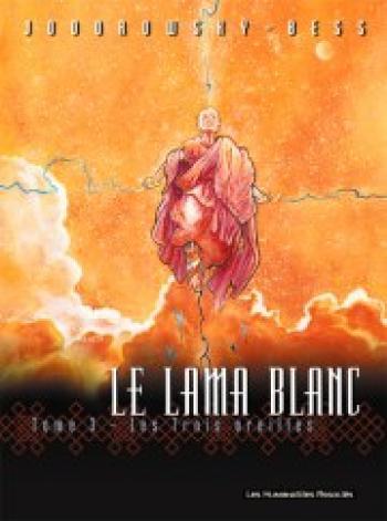 Couverture de l'album Le Lama blanc - 3. Les trois oreilles