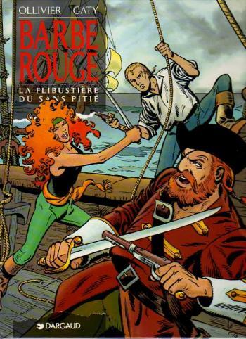 Couverture de l'album Barbe-Rouge - 28. La Flibustière du Sans Pitié