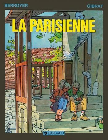 Couverture de l'album Goudard - 3. La parisienne