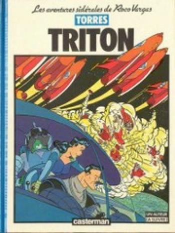 Couverture de l'album Roco Vargas - 1. Triton