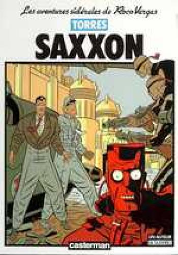 Couverture de l'album Roco Vargas - 3. Saxxon
