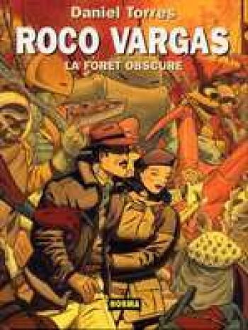 Couverture de l'album Roco Vargas - 5. La forêt obscure