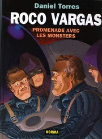 Couverture de l'album Roco Vargas - 7. Promenade avec les monsters