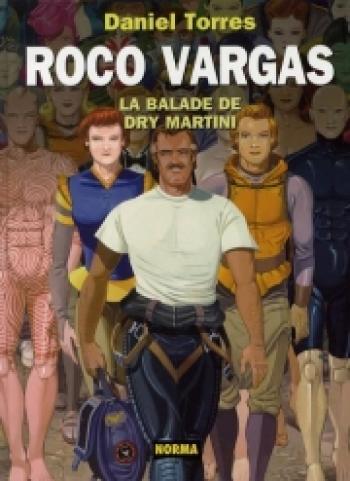 Couverture de l'album Roco Vargas - 8. La ballade de Dry Martini