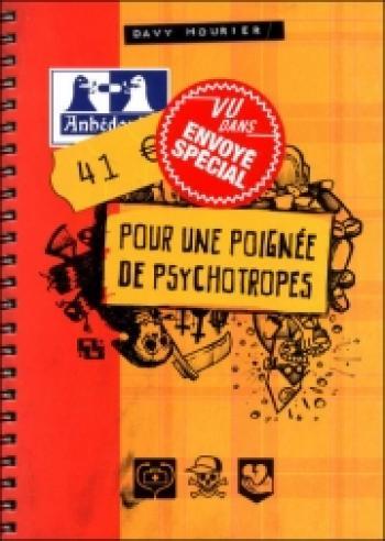 Couverture de l'album 41 euros pour une poignée de psychotropes (One-shot)