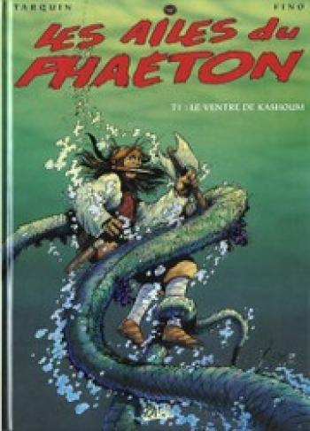 Couverture de l'album Les Ailes du Phaéton - 1. Le ventre de Kashoum