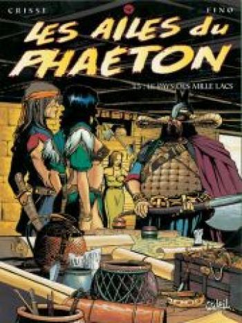 Couverture de l'album Les Ailes du Phaéton - 5. Le pays des mille lacs