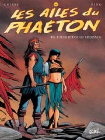 Couverture de l'album Les Ailes du Phaéton - 6. L'aube rouge du Médianos