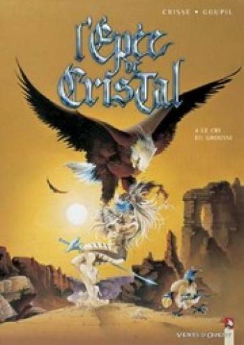 Couverture de l'album L'Épée de cristal - 4. Le Cri du Grouse