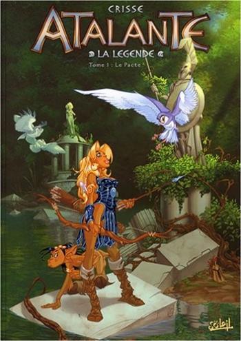 Couverture de l'album Atalante - La Légende - 1. Le Pacte