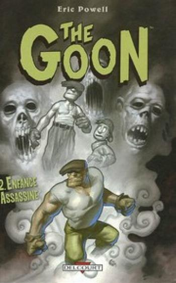 Couverture de l'album The Goon - 2. Enfance assassine
