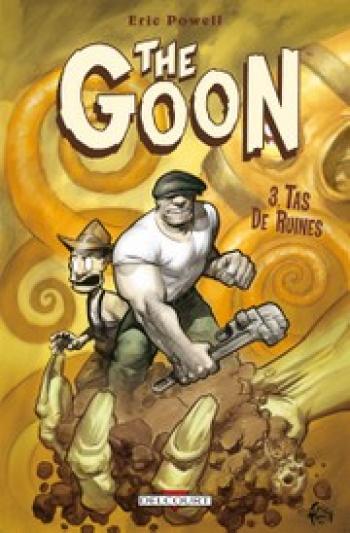 Couverture de l'album The Goon - 3. Tas de ruines