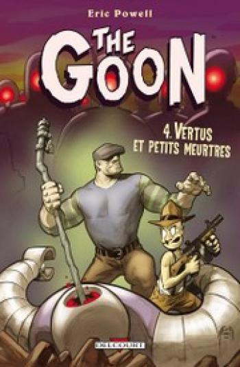 Couverture de l'album The Goon - 4. Vertus et petits meurtres