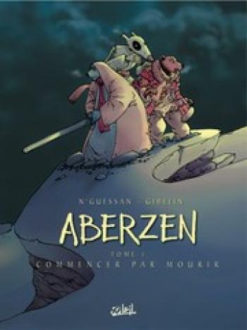 Couverture de l'album Aberzen - 1. Commencer par mourir