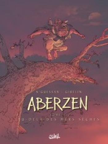 Couverture de l'album Aberzen - 3. Au-delà des mers sèches