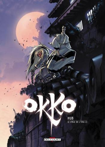 Couverture de l'album Okko - 2. Le Cycle de l'eau II
