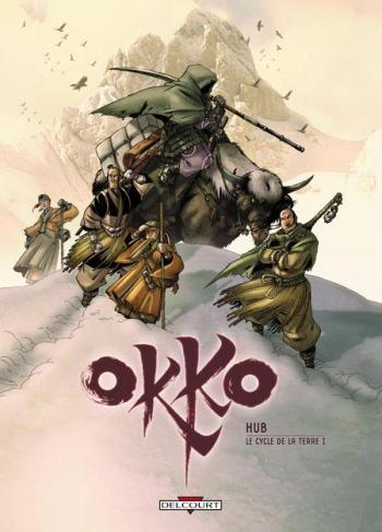 Couverture de l'album Okko - 3. Le Cycle de la terre I