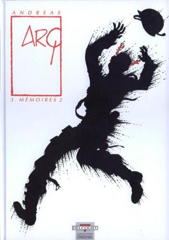 Couverture de l'album Arq - 3. Mémoires 2