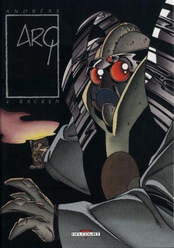 Couverture de l'album Arq - 4. Racken