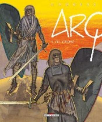 Couverture de l'album Arq - 9. Feu croisé
