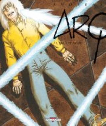 Couverture de l'album Arq - 11. Maître noir