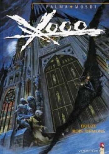 Couverture de l'album Xoco - 3. Douze rois-démons