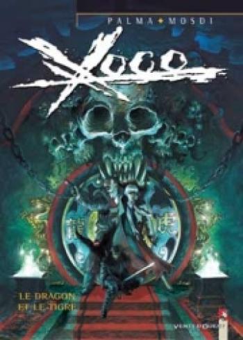 Couverture de l'album Xoco - 4. Le dragon et le tigre