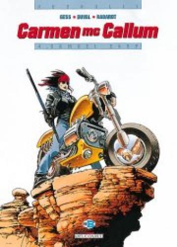 Couverture de l'album Carmen Mc Callum - 4. Samuel Earp
