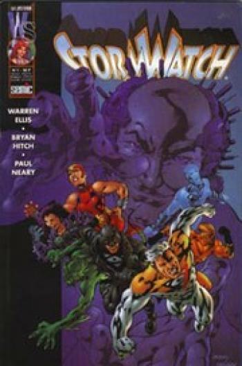 Couverture de l'album Stormwatch - 1. Stormwatch 1