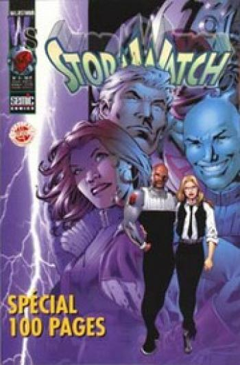 Couverture de l'album Stormwatch - 3. Stormwatch 3