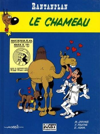Couverture de l'album Rantanplan - 11. Le Chameau