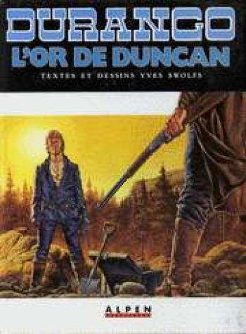 Couverture de l'album Durango - 9. L'or de Duncan