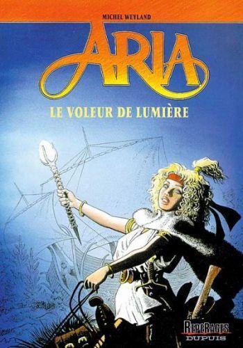 Couverture de l'album Aria - 14. Le Voleur de lumière