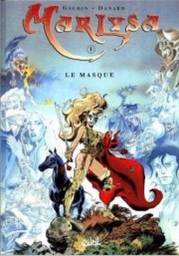 Couverture de l'album Marlysa - 1. Le Masque