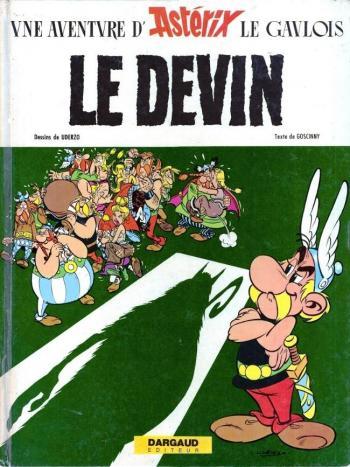 Couverture de l'album Astérix - 19. Le Devin