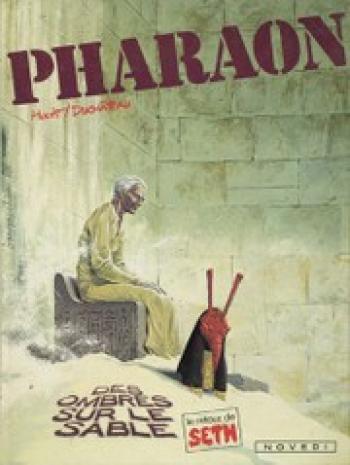 Couverture de l'album Pharaon - 6. Des ombres sur le sable