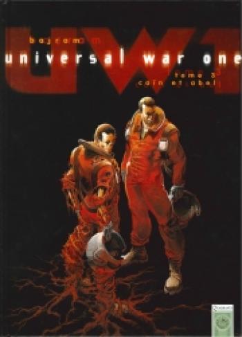 Couverture de l'album Universal War One - 3. Caïn et Abel