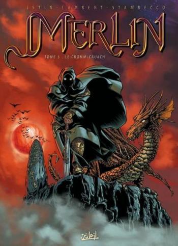 Couverture de l'album Merlin - 3. Le Cromm-Cruach
