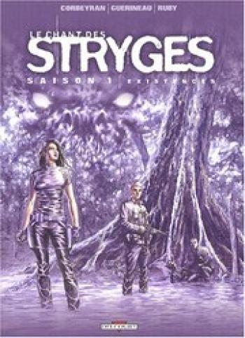 Couverture de l'album Le Chant des Stryges - 6. Existences