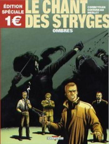 Couverture de l'album Le Chant des Stryges - 1. Ombres