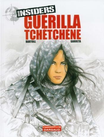 Couverture de l'album Insiders - 1. Guérilla tchétchène