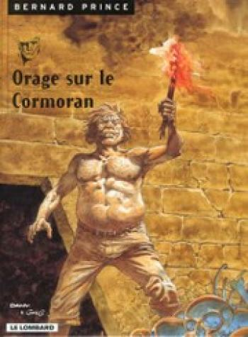 Couverture de l'album Bernard Prince - 15. Orage sur le Cormoran