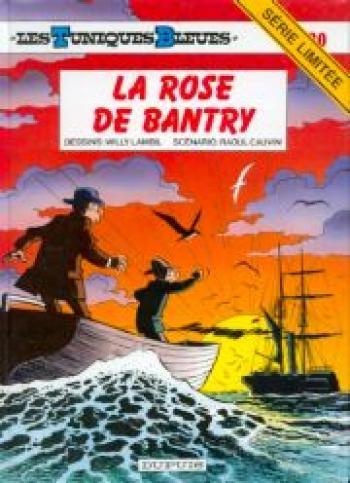 Couverture de l'album Les Tuniques bleues - 30. La rose de Bantry