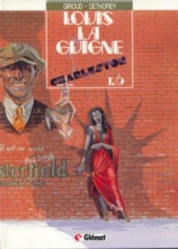 Couverture de l'album Louis la Guigne - 6. Charleston