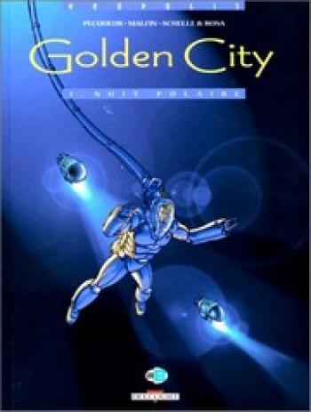 Couverture de l'album Golden City - 3. Nuit polaire