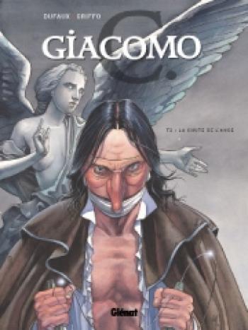 Couverture de l'album Giacomo C. - 2. La chute de l'ange