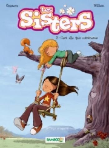 Couverture de l'album Les Sisters - 3. C'est elle qu'a commencé